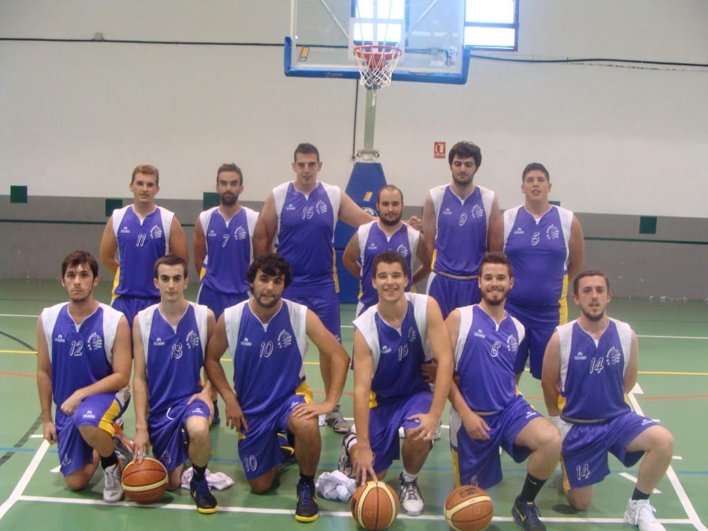 Plantilla 2ª División Autonómica 2013/2014
