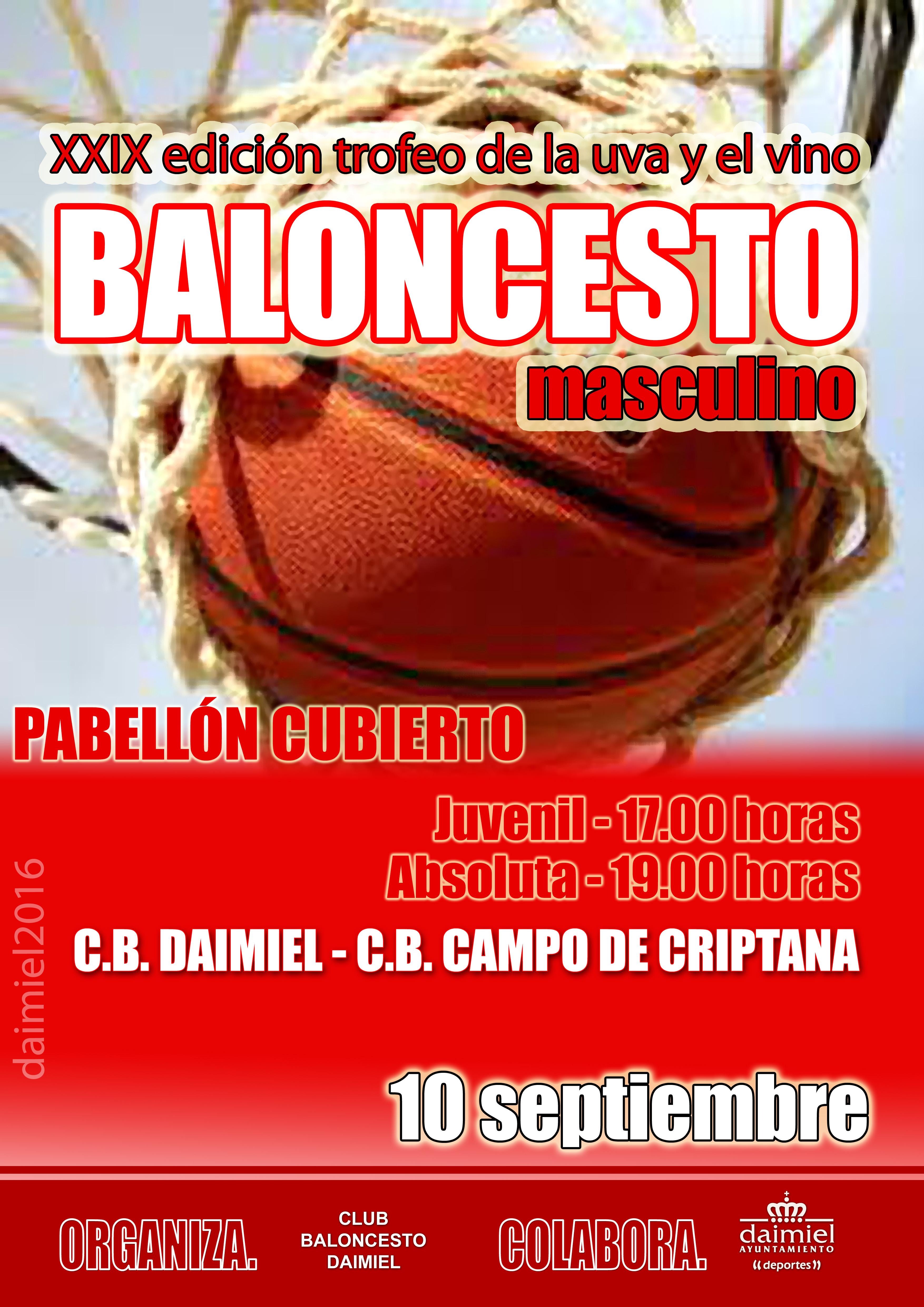 Baloncesto 2016