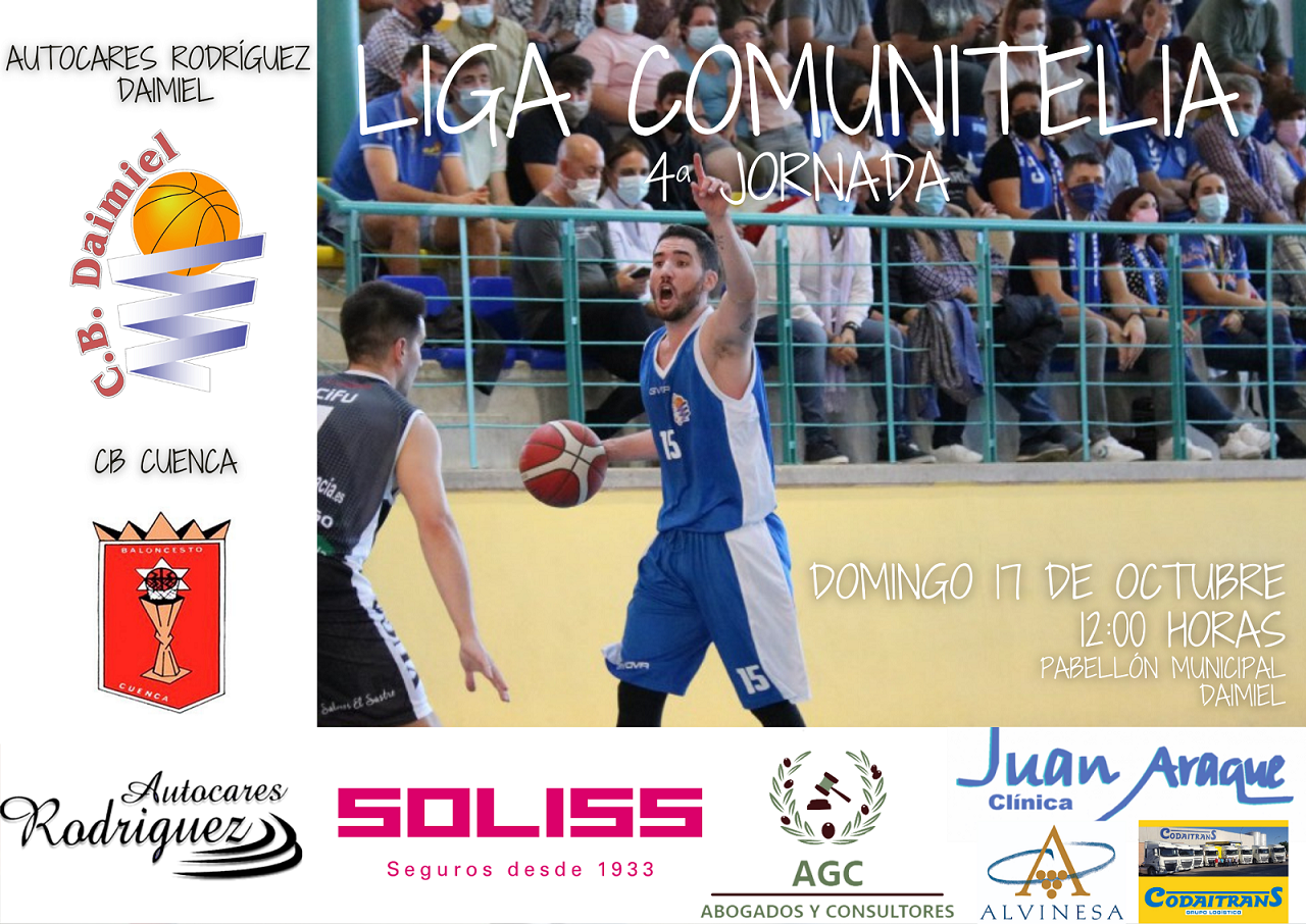 Liga Comunitelia Jornada 4
